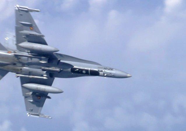 F-18战机