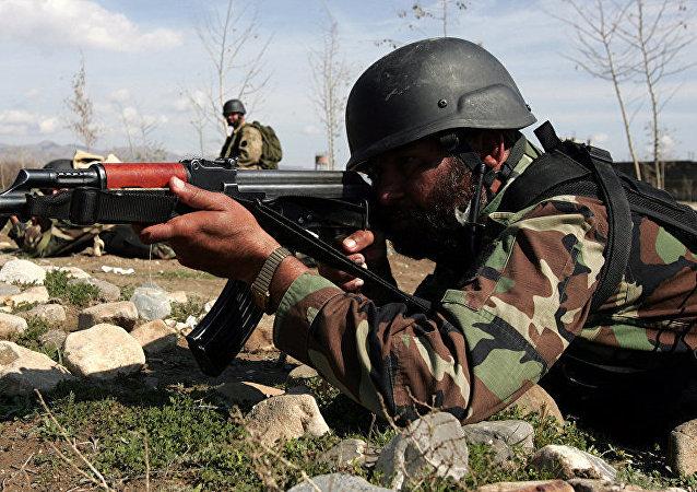 Военнослужащий Пакистана