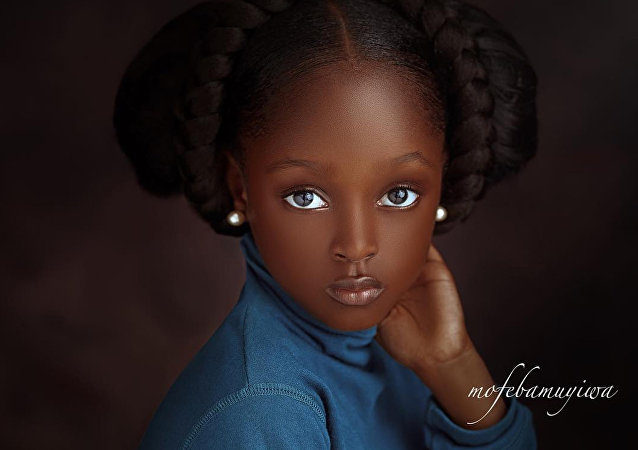 来自尼日利亚的亚热·伊贾兰娜(Yare Ijyalana)