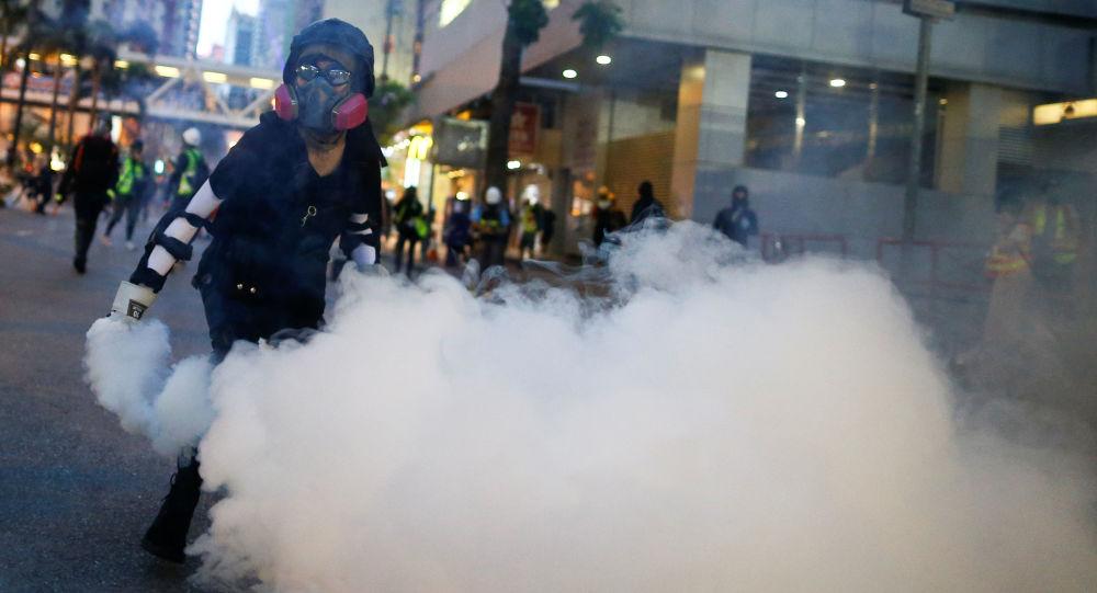 中国驻俄大使:香港暴力事件系外部势力操控