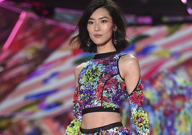 中国超级名模,维多利亚秘密(Victoria Secret)天使刘雯