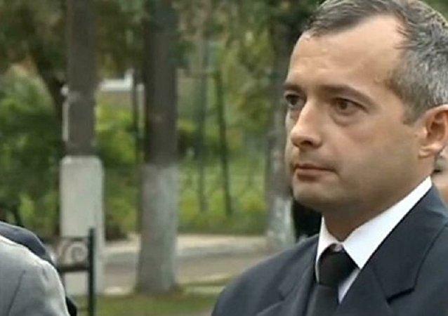 乌拉尔航空公司A321客机机长达米尔·尤苏波夫