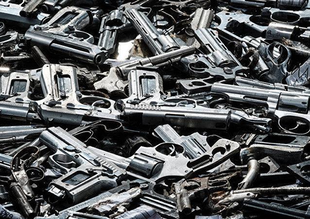 墨西哥与美国总统商定停止向墨非法贩运武器