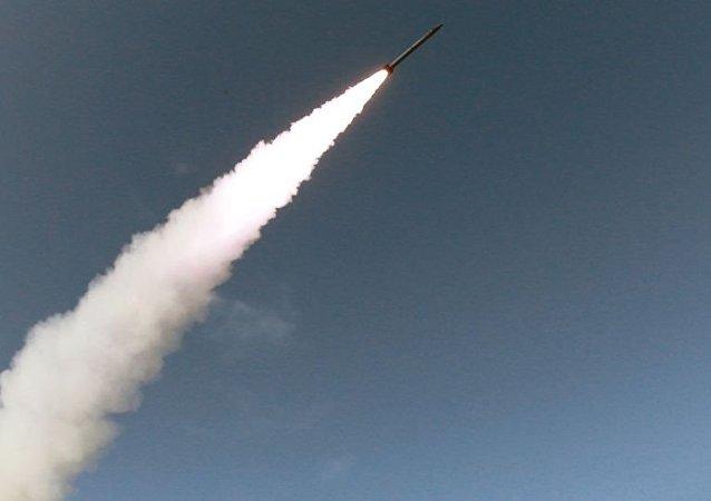 朝鲜再次发射导弹
