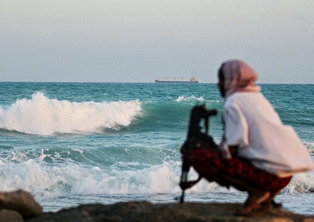 几内亚湾一油轮遭到海盗袭击