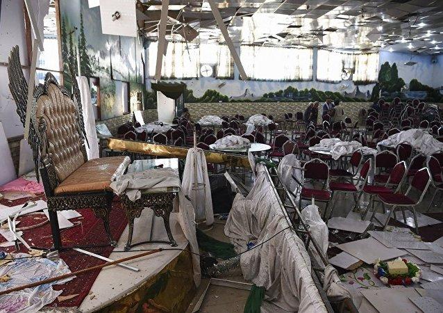 阿富汗婚礼期间发生爆炸(资料图片)