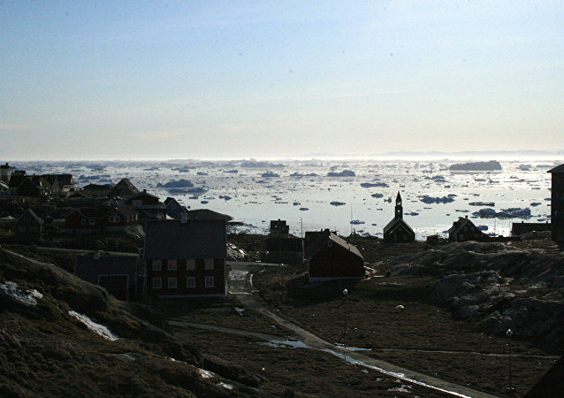 特朗普想买格陵兰岛与俄罗斯和中国有关