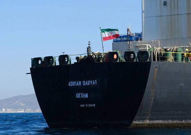 """媒体:伊朗已经售出""""格蕾丝一号""""油轮上的石油"""