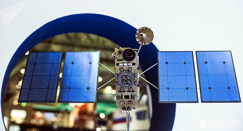 """""""格洛纳斯 K-2""""卫星"""