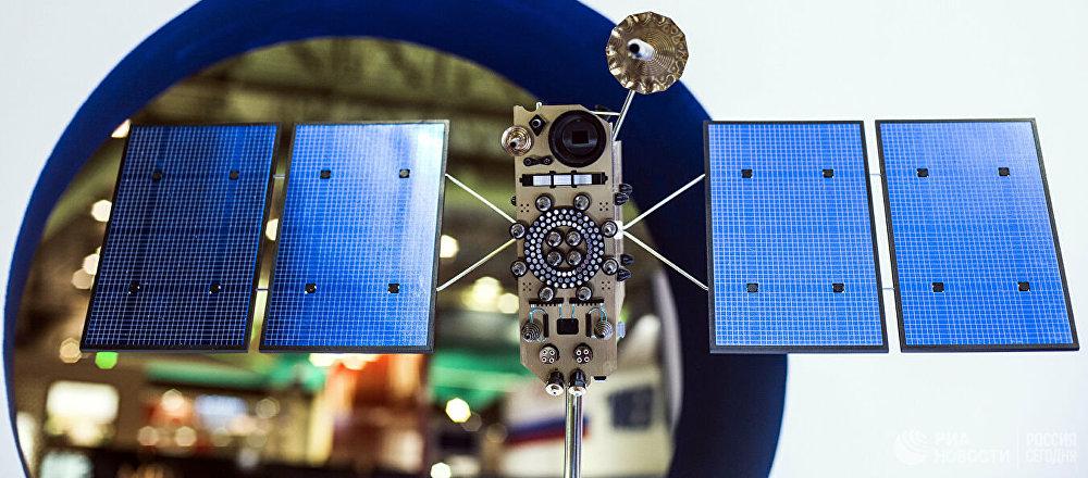 """""""格洛纳斯-K""""新一代导航卫星"""