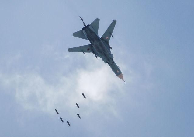 叙利亚战机