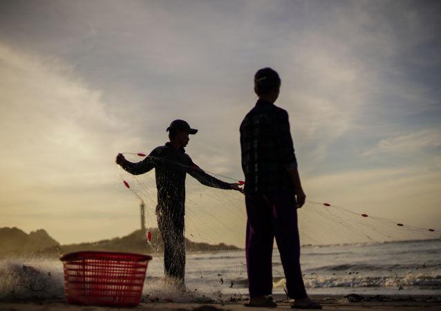 越南拒绝中国在南海的禁渔令