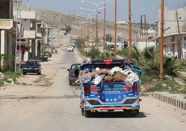 望各方支持中俄向安理会提交的涉叙伊德利卜地区停火决议草案