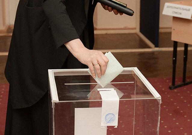 首次有德国和中国观察员监督阿布哈兹总统选举