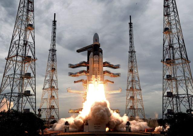 """印度""""月球2号""""探月卫星"""