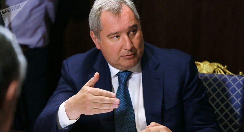 俄罗斯国家航天集团公司总裁罗戈津