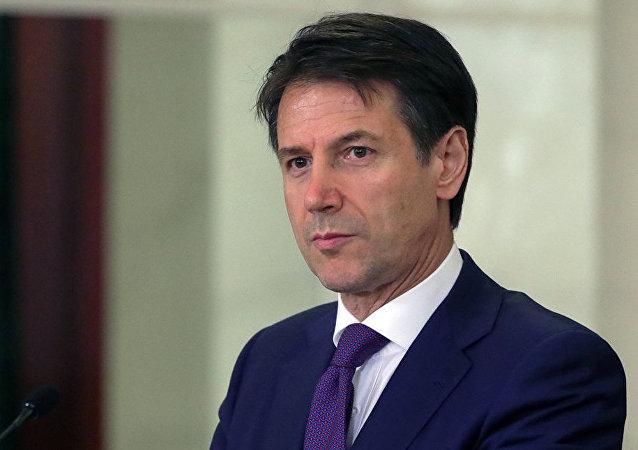 意大利总理孔特