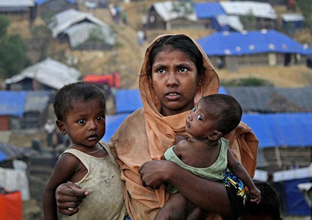 媒体:缅甸有近20人在分离主义者与政府的冲突中死亡
