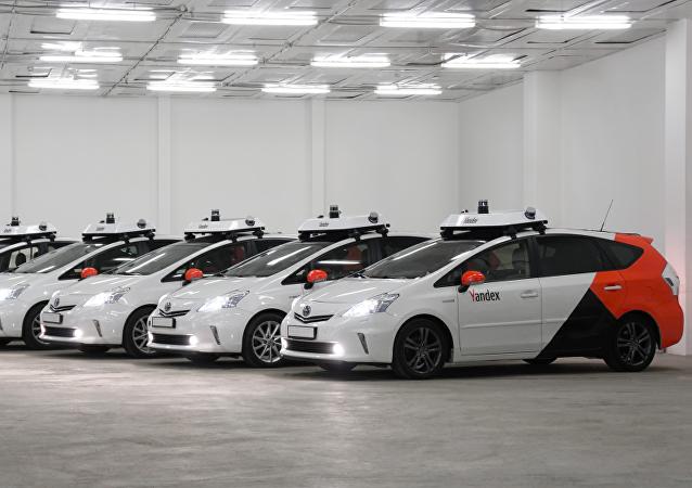 俄内务部要求制定无人驾驶汽车安全评估指南