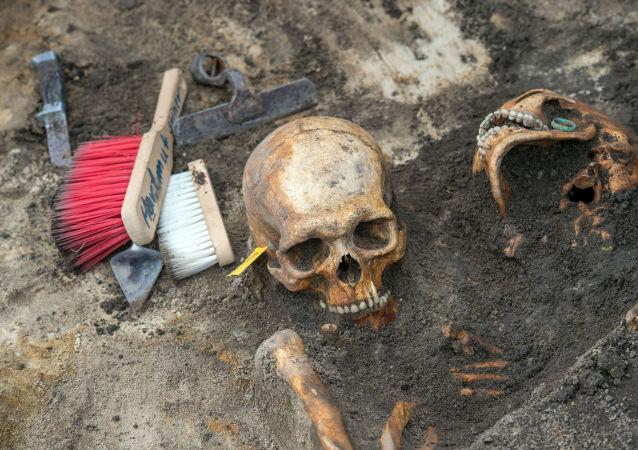 考古学家解释克罗地亚出土的人类头骨为何形状怪异