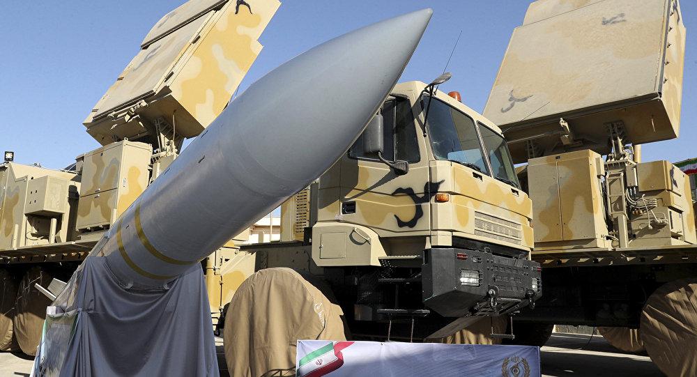 伊朗首次在演习中动用Bavar-373防空导弹