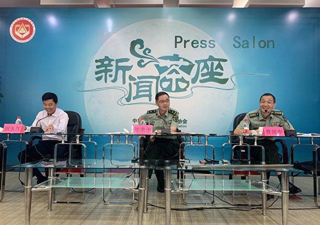 中国少将:中俄两军关系将持续保持高位运行