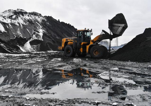 普京:俄煤炭领域对国外市场日益增长的依赖性带来风险