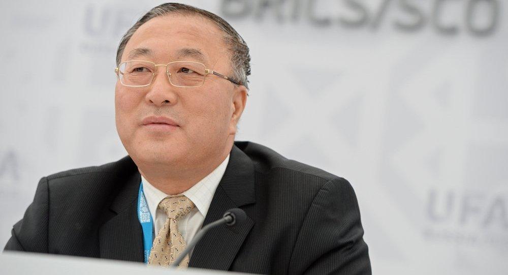 中国常驻联合国代表张军大使