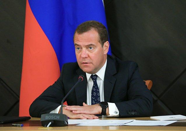 俄总理签署命令批准巴黎气候协定