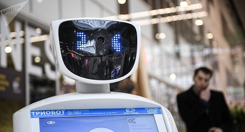 俄中企业将联合为中国国内诊所开发服务机器人