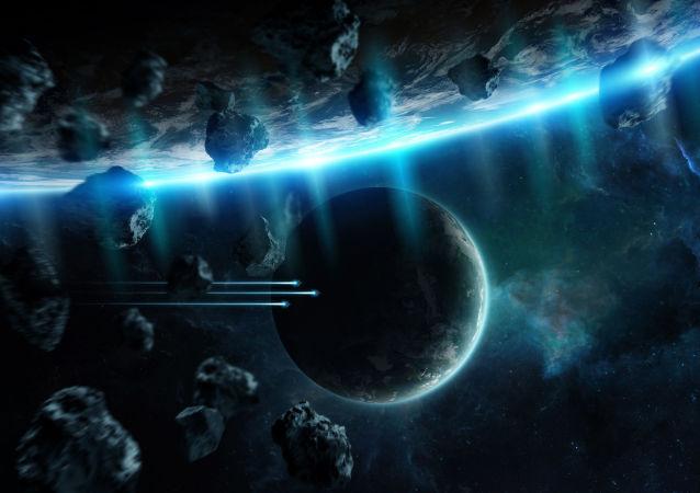 遥远的空间物体