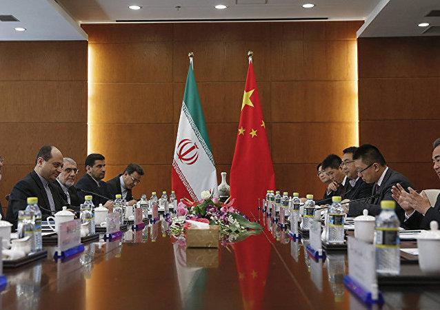 伊朗在G7峰会后希望获得更多中方支持