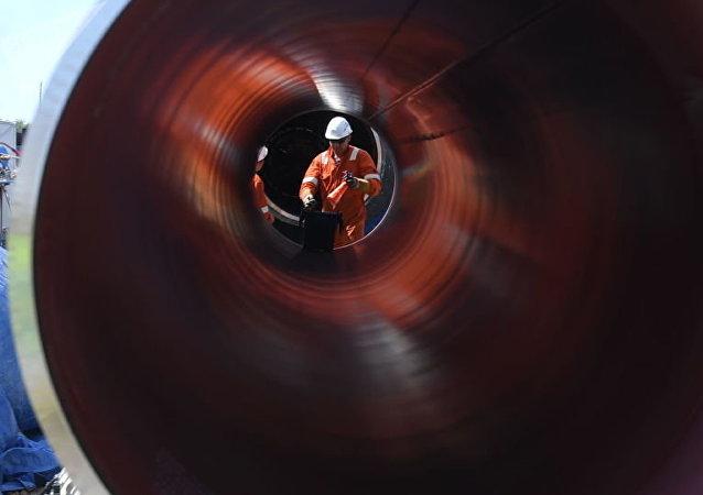 """专家:俄经蒙古入华的拟建天然气管道应取代""""西伯利亚力量-2""""项目"""