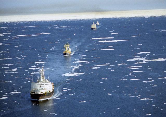 俄远东发展部副部长:北方海路至2030年将发展成为国际运输线
