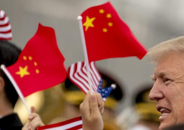 特朗普称将提前与中国签署部分经贸协议