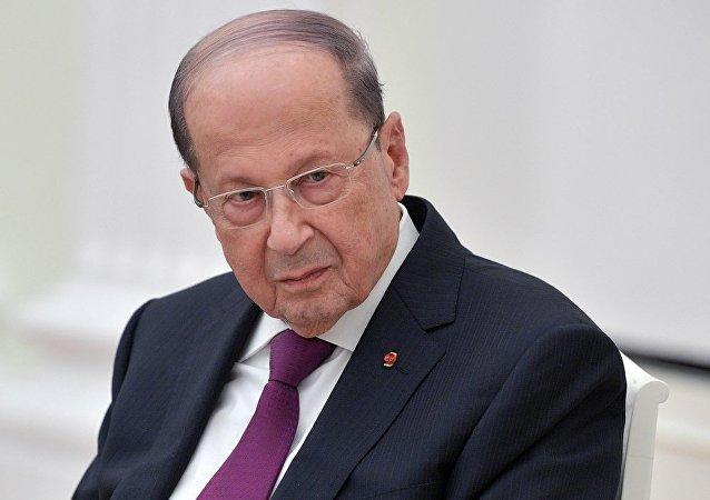 黎巴嫩总统米歇尔·奥恩
