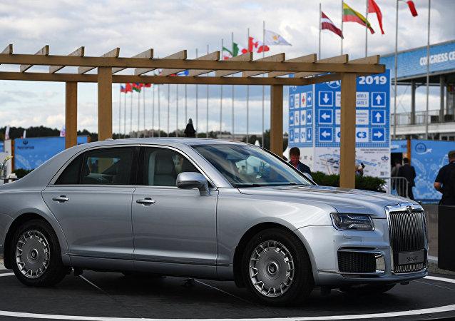 俄工贸部长:到2025年Aurus汽车年产量将达到5000辆