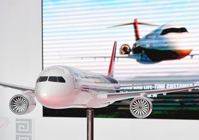 CR929远程飞机