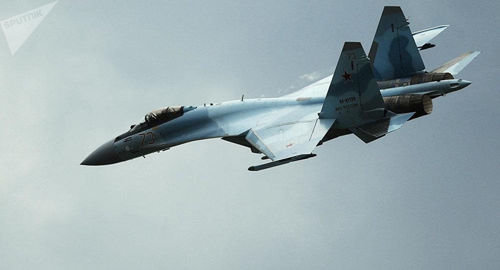 俄罗斯苏-35