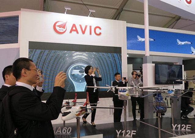 中国航空业愿与俄罗斯伙伴合作互鉴