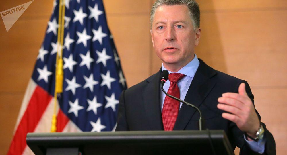 美国乌克兰问题特使沃尔克