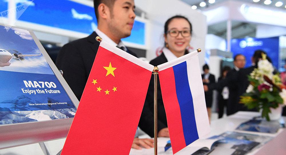中国外交官:俄中在技术方面具有很大的互补性