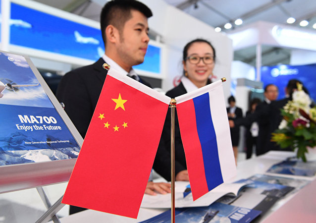 专家:俄中互办科技创新年将推动落实联合项目