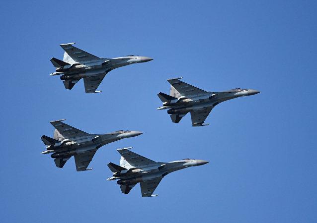 俄土正在就供应苏-35战斗机的可能性进行磋商