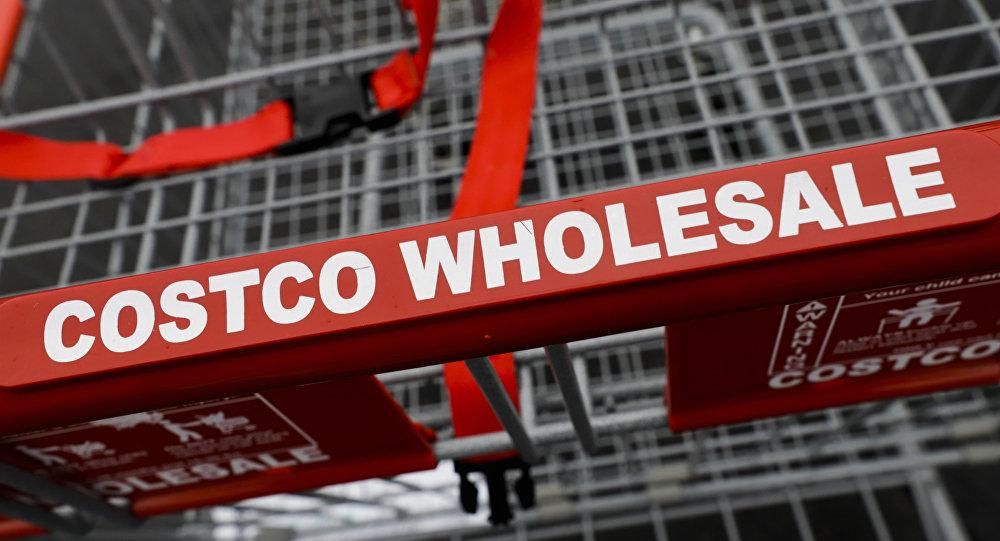 开市客超市中国首家门店开业头天因拥挤被迫关闭