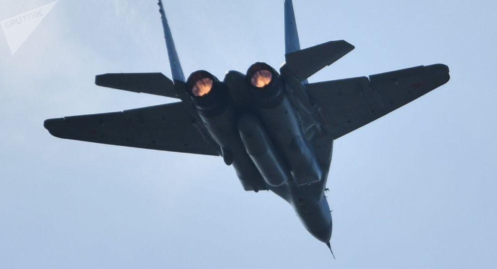 米格-29战机