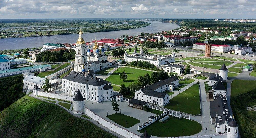 托博尔斯克市克里姆林宫