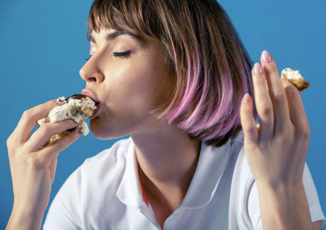 俄罗斯营养学家讲述多久可以吃一次甜食