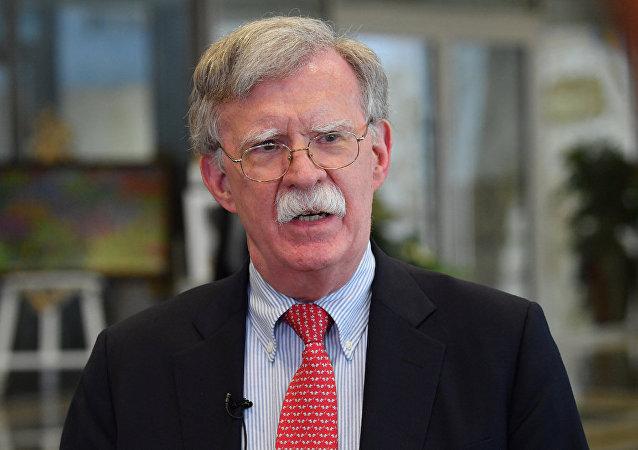 美国前国家安全顾问博尔顿