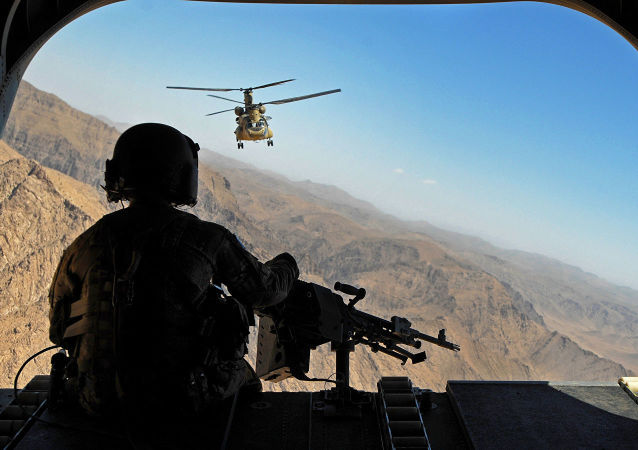 俄安全局:美情报部门与运送IS武装分子到阿富汗的行动有关